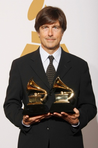 Thomas Newman, composer of the music of Skyfall and Spectre
