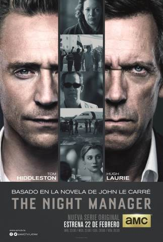 TV serie, 'The Night Management'