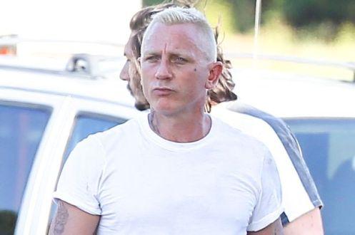 Daniel Craig in new movie 'Logan Lucky'