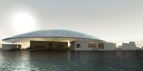 Louvre Museum of Abu Dhabi