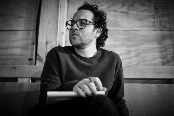 The director Sam Gold